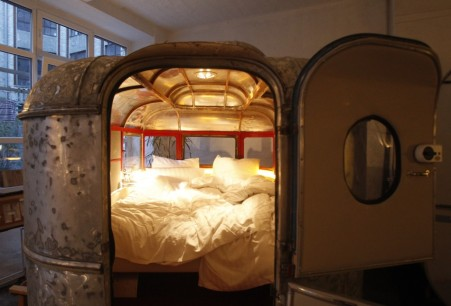 ...and cosy looking beds!